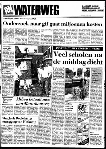 Rotterdamsch Nieuwsblad / Schiedamsche Courant / Rotterdams Dagblad / Waterweg / Algemeen Dagblad 1983-07-12