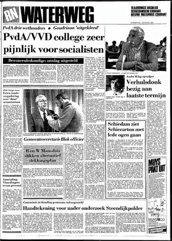 Rotterdamsch Nieuwsblad / Schiedamsche Courant / Rotterdams Dagblad / Waterweg / Algemeen Dagblad 1983-12-01