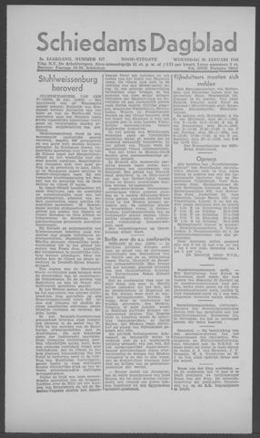 Schiedamsch Dagblad 1945-01-24