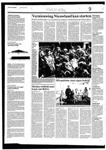 Rotterdamsch Nieuwsblad / Schiedamsche Courant / Rotterdams Dagblad / Waterweg / Algemeen Dagblad 1993-04-13
