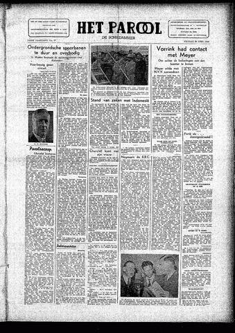Rotterdamsch Parool / De Schiedammer 1946-04-26