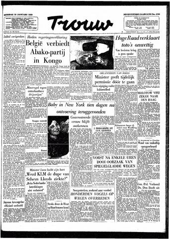 Trouw / De Rotterdammer 1959-01-13