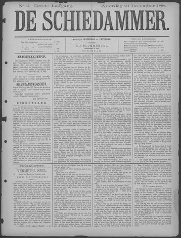 De Schiedammer 1889-12-21