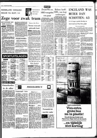 Rotterdamsch Parool / De Schiedammer 1966-04-04