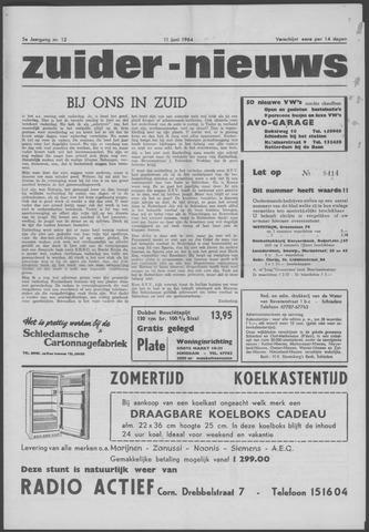 Zuider Nieuws 1964-06-11