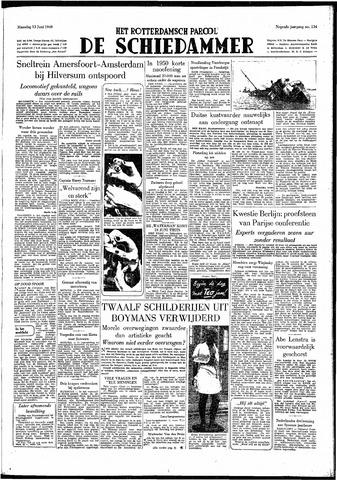 Rotterdamsch Parool / De Schiedammer 1949-06-13