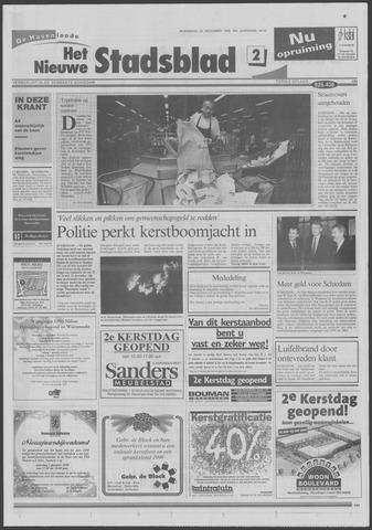Het Nieuwe Stadsblad 1998-12-23