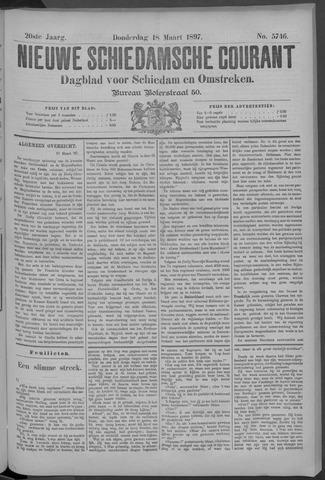 Nieuwe Schiedamsche Courant 1897-03-18