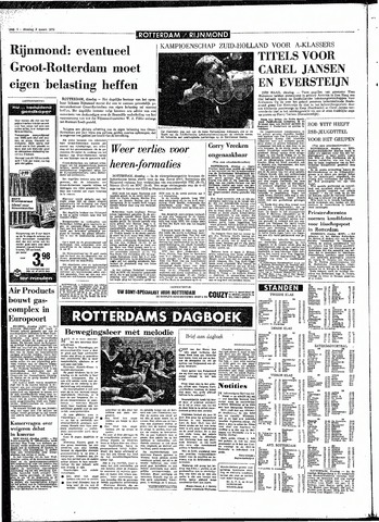 Rotterdamsch Parool / De Schiedammer 1970-03-03