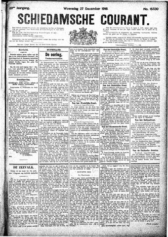 Schiedamsche Courant 1916-12-27