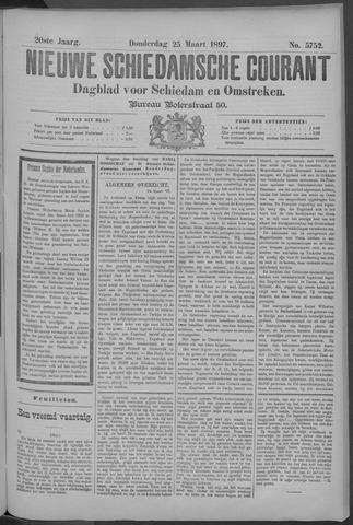 Nieuwe Schiedamsche Courant 1897-03-25