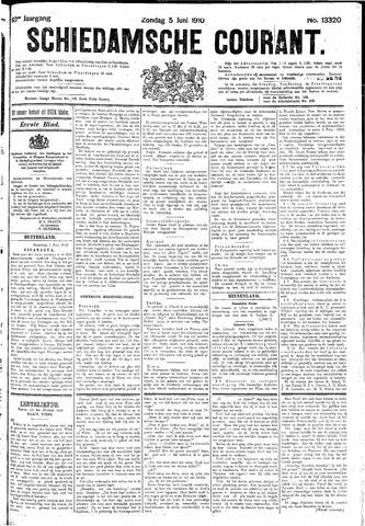 Schiedamsche Courant 1910-06-05