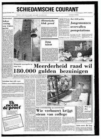 Rotterdamsch Nieuwsblad / Schiedamsche Courant / Rotterdams Dagblad / Waterweg / Algemeen Dagblad 1979-10-22