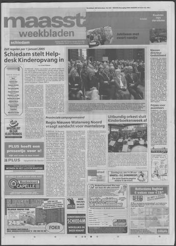 Maaspost / Maasstad / Maasstad Pers 2004-10-20