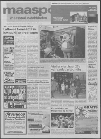 Maaspost / Maasstad / Maasstad Pers 2000-04-19