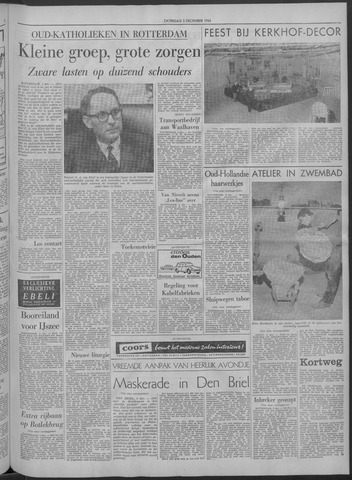 Nieuwe Schiedamsche Courant | 6 december 1966 | pagina 6