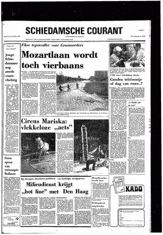 Rotterdamsch Nieuwsblad / Schiedamsche Courant / Rotterdams Dagblad / Waterweg / Algemeen Dagblad 1974-10-10