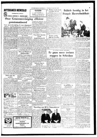 Rotterdamsch Nieuwsblad / Schiedamsche Courant / Rotterdams Dagblad / Waterweg / Algemeen Dagblad 1966-01-18