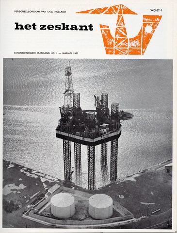 Het Zeskant 1967