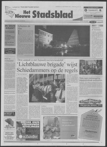 Het Nieuwe Stadsblad 2003-09-24