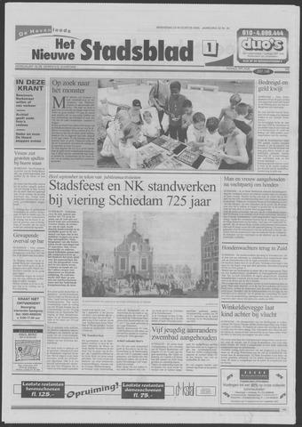 Het Nieuwe Stadsblad 2000-08-23