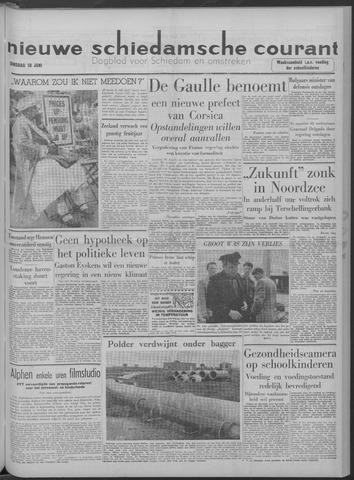 Nieuwe Schiedamsche Courant 1958-06-10