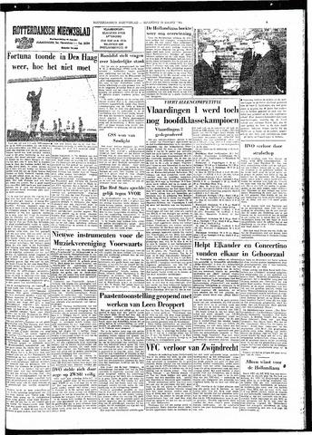 Rotterdamsch Nieuwsblad / Schiedamsche Courant / Rotterdams Dagblad / Waterweg / Algemeen Dagblad 1964-03-23