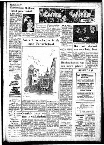 Rotterdamsch Parool / De Schiedammer 1961-03-22