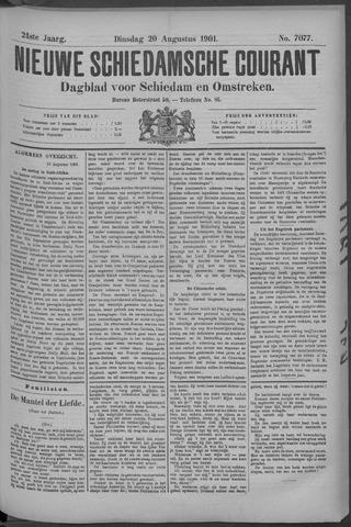 Nieuwe Schiedamsche Courant 1901-08-20