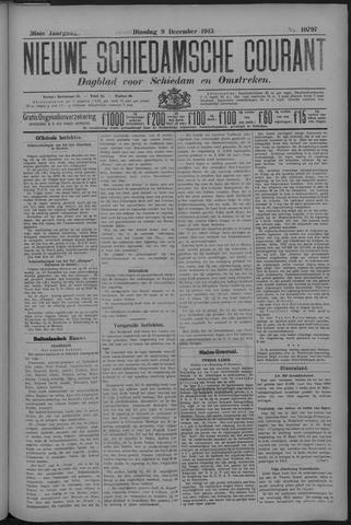 Nieuwe Schiedamsche Courant 1913-12-09