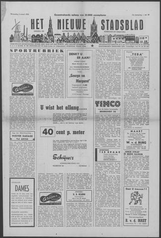 Het Nieuwe Stadsblad 1959-03-04