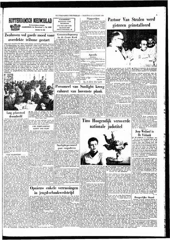Rotterdamsch Nieuwsblad / Schiedamsche Courant / Rotterdams Dagblad / Waterweg / Algemeen Dagblad 1964-01-27