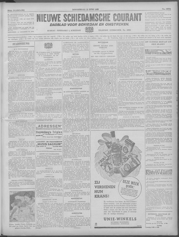 Nieuwe Schiedamsche Courant 1933-06-22