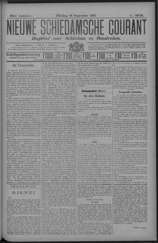 Nieuwe Schiedamsche Courant 1913-09-16