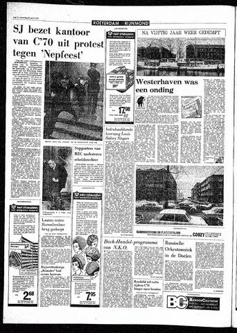 Rotterdamsch Parool / De Schiedammer 1970-04-27