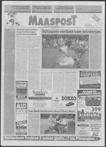 Maaspost / Maasstad / Maasstad Pers 1995-05-31
