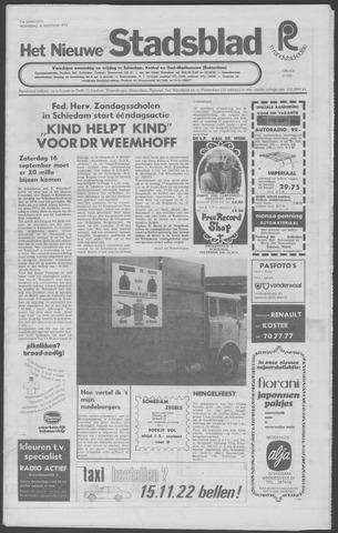 Het Nieuwe Stadsblad 1972-08-16