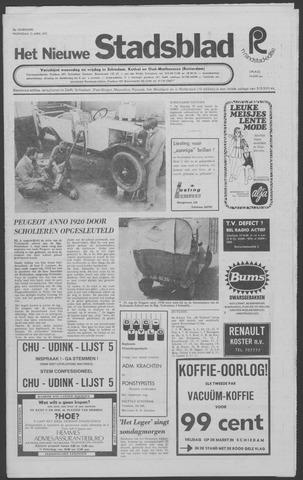 Het Nieuwe Stadsblad 1971-04-21