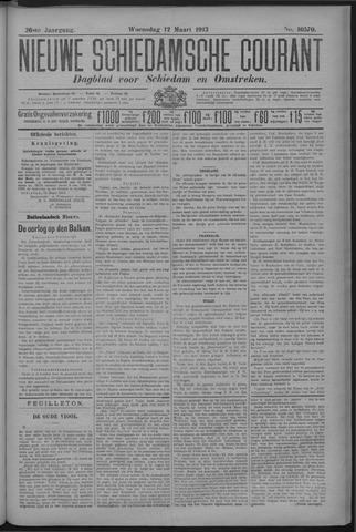 Nieuwe Schiedamsche Courant 1913-03-12