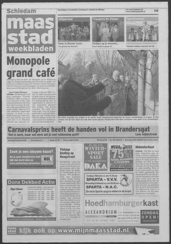 Maaspost / Maasstad / Maasstad Pers 2008-01-30