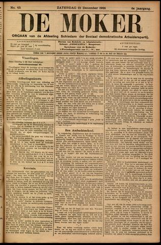 De Moker 1906-12-22