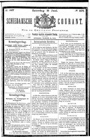 Schiedamsche Courant 1877-06-16