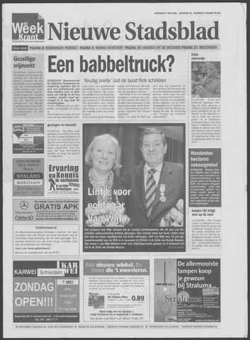 Het Nieuwe Stadsblad 2006-05-03