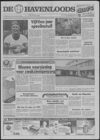De Havenloods 1983-08-11