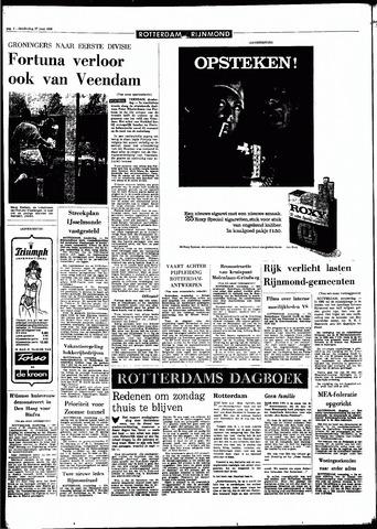Rotterdamsch Parool / De Schiedammer 1968-06-27