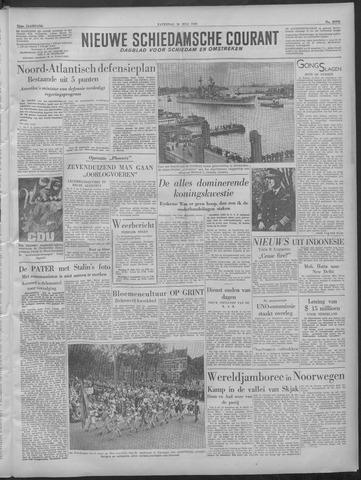Nieuwe Schiedamsche Courant 1949-07-30