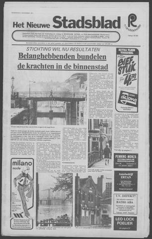 Het Nieuwe Stadsblad 1977-11-02
