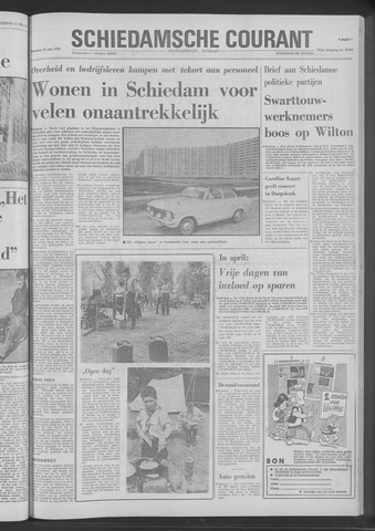 Rotterdamsch Nieuwsblad / Schiedamsche Courant / Rotterdams Dagblad / Waterweg / Algemeen Dagblad 1970-05-25