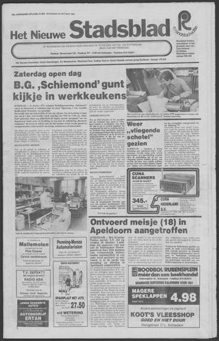 Het Nieuwe Stadsblad 1980-10-29