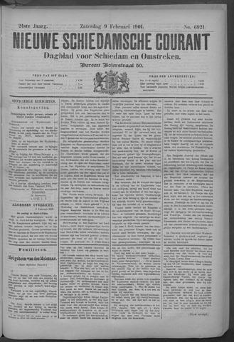 Nieuwe Schiedamsche Courant 1901-02-09